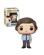 Funko Pop! TV: The Office - Jim Halpert with Chase