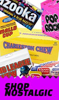 Shop Nostalgic Retro Candy