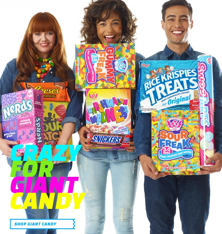 Shop Giant Candy