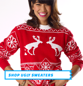 Shop Ugly Sweaters