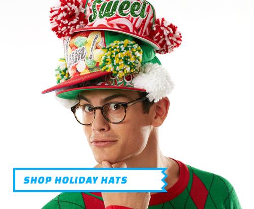 Shop Holiday Hats