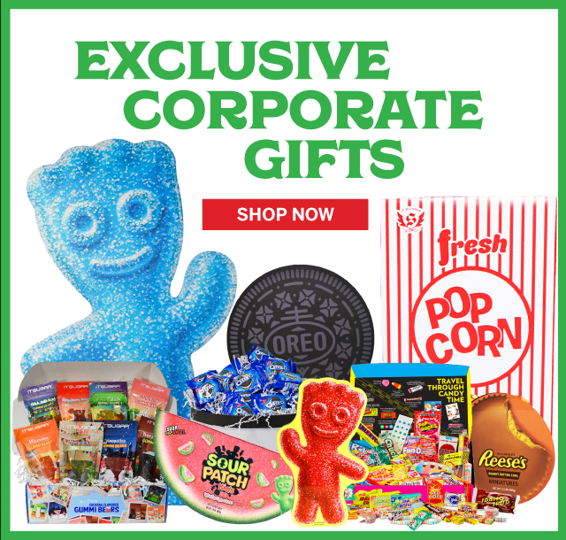 Exclusive Corporate Gifts only at IT'SUGAR