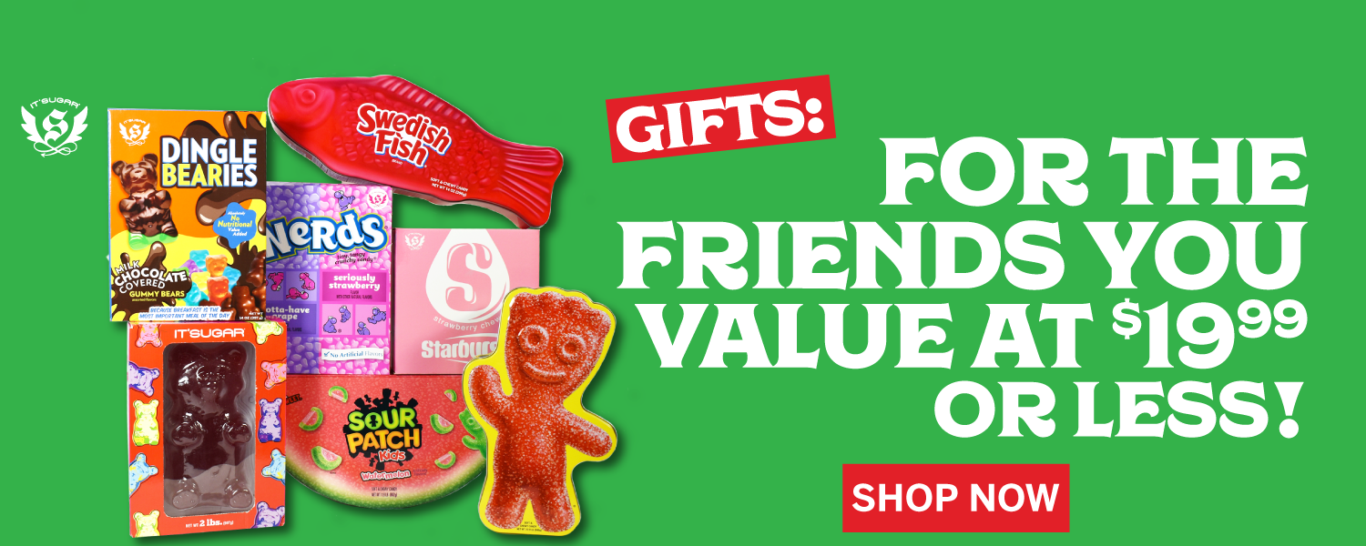 Gifts for Friends You Value at $19.99 or Less at IT'SUGAR