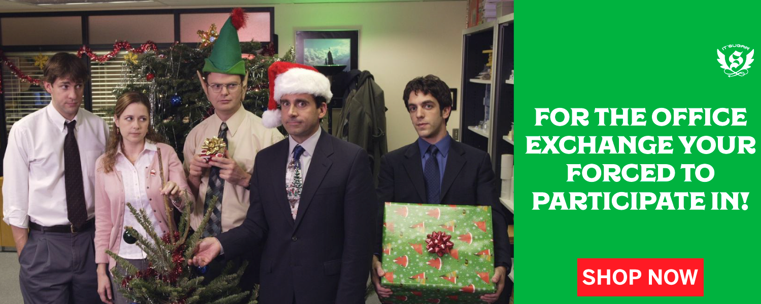 Gifts For The Office Exchange You Are Forced To Participate In IT'SUGAR