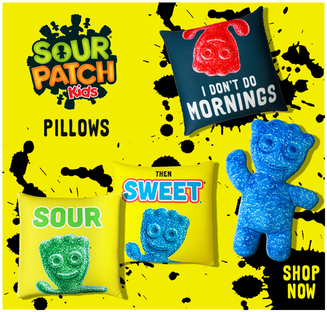SOUR PATCH KIDS Exclusive Items at IT'SUGAR