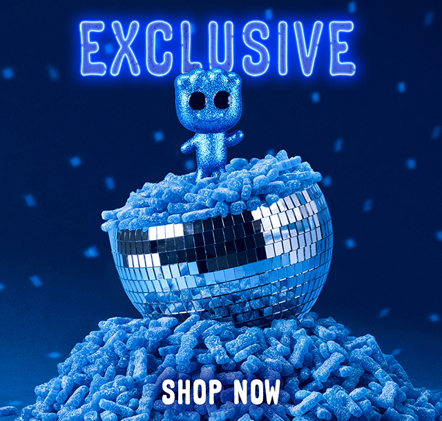 Exclusive POP! Diamond Collection SOUR PATCH KIDS from Funko
