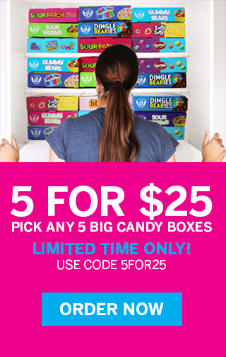 $5 for $25 on Big Boxes and Candy Favorites at IT'SUGAR