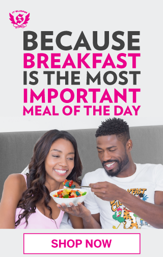 Because Breakfast Is The Most Important Meal of The Day at IT'SUGAR